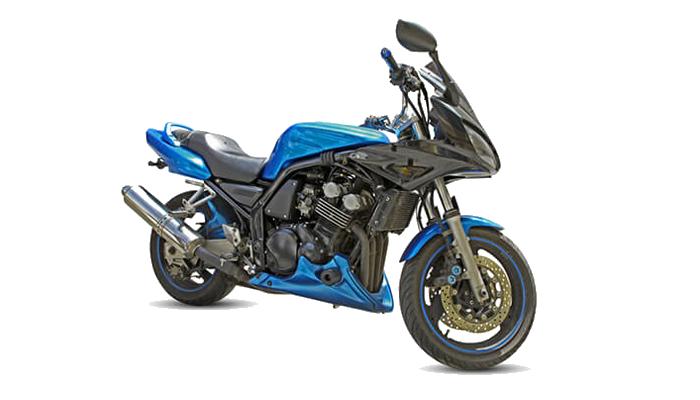 Motorrad-Kennzeichen