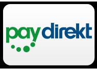 Zahlung per Paydirekt